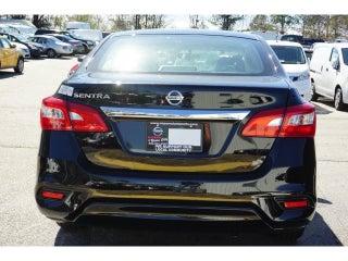2017 Nissan Sentra S In Atlanta, GA   Union City Auto Mall